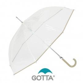 Paraguas Transparente Gotta de Ezpeleta