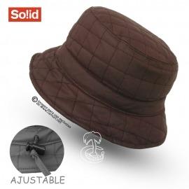 Sombrero de lluvia para chica