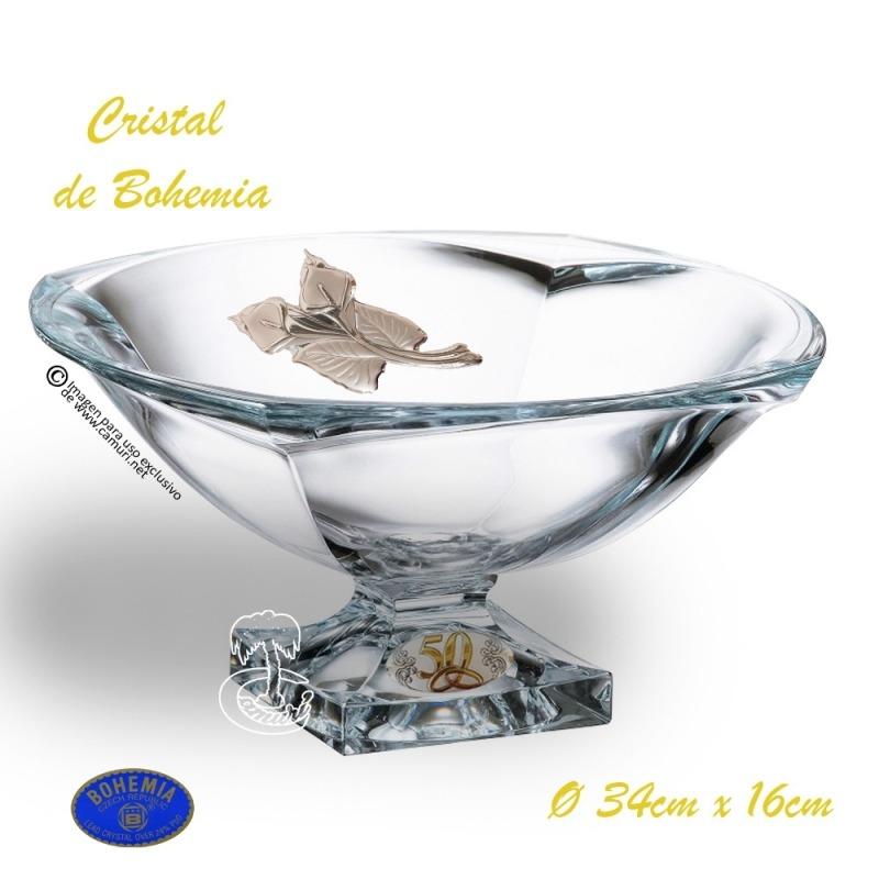 Centro para Bodas de Oro de Cristal de Bohemia Cala