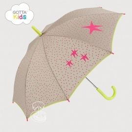 Paraguas Fucsia Infantil
