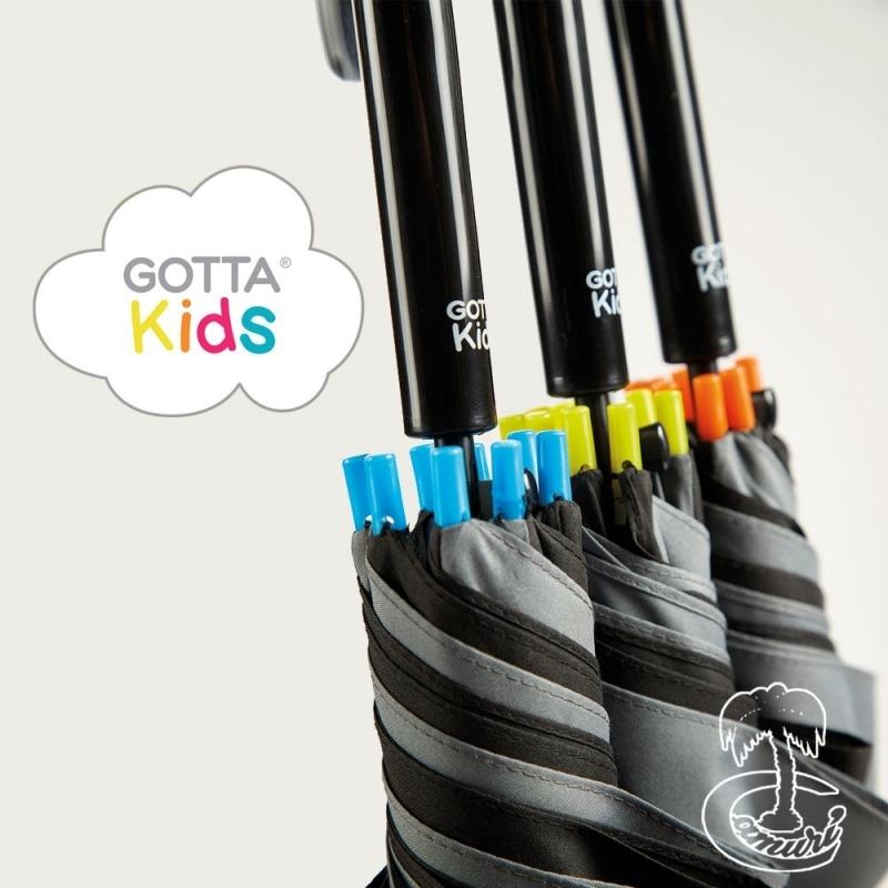 Paraguas Gotta Kids esquiador