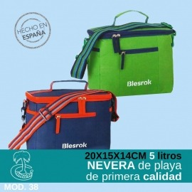 Nevera de Playa R38 5L