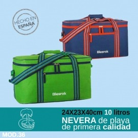Nevera de Playa R36 10L