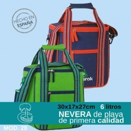 Nevera de Playa R28 6L