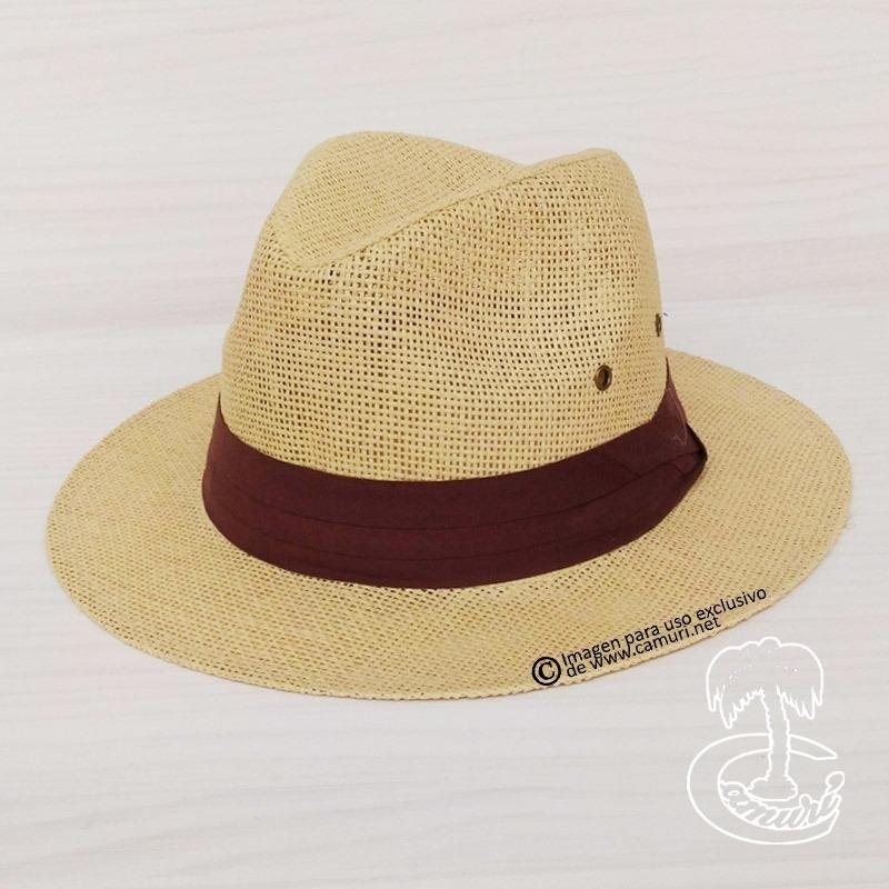 Sombrero fresco y ventilado