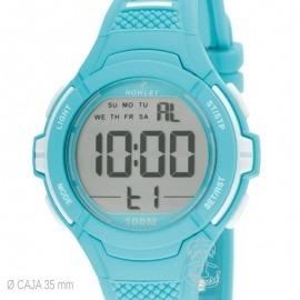 Reloj Digital Chica