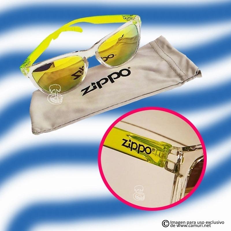 Gafas Zippo