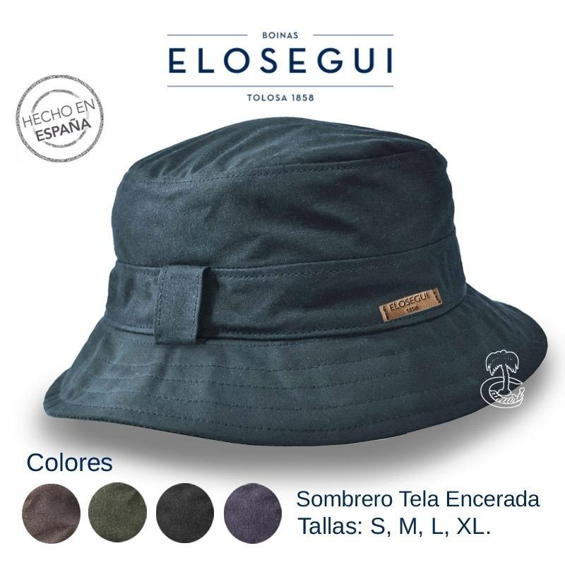 Sombrero de lluvia Elosegui
