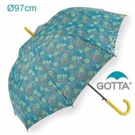 Paraguas Flores