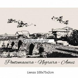 Linezo Pontemaceira 100x75cm