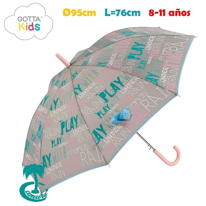 Paraguas Gotta Letras