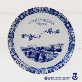 Plato de Negreira Pontemaceira