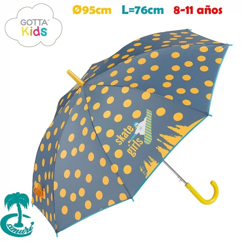 Paraguas Gotta Kids Topos