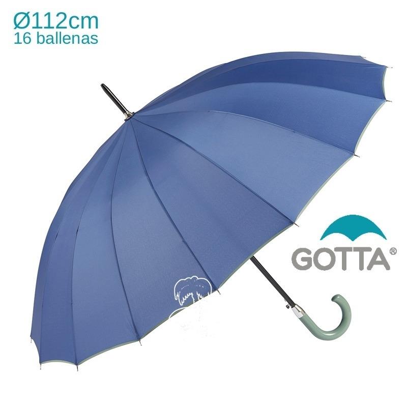 Paraguas 16 varillas Gotta